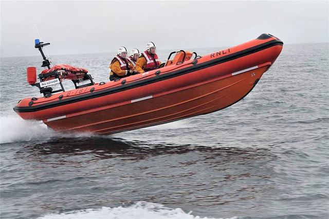 botes de rescate