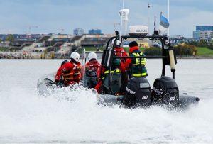Equipos de Primeros Auxilio en el Mar